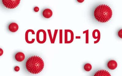 Information gällande Coronaviruset!